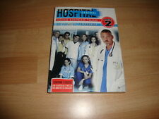 HOSPITAL CENTRAL COMO EMPEZO TODO DVD LA PRIMERA TEMPORADA SEGUNDA PARTE NUEVO