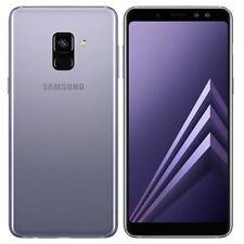 Téléphones mobiles gris Samsung double SIM