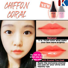 Perfect Lip Manicure Lip Tint #Chiffon Coral Waterproof All day Real Color