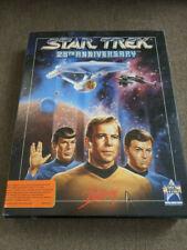 Star Trek 25th Anniversary DOS videogame