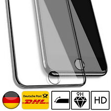Glas iPhone 6 6S 7 8 Plus 3D Display Schutzglas Full Screen Panzerfolie Hartglas
