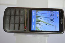 Nokia C3-01 - Gris (Naranja) Teléfono Móvil