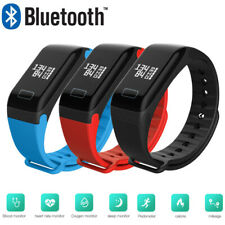 R3 Waterproof Smart Band Heart Rate Blood Pressure Monitor Fitness Tracker Watch