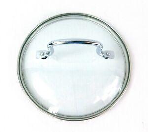 "Calphalon Glass Cover/Lid Fits 6 1/2"" Diameter Pot"