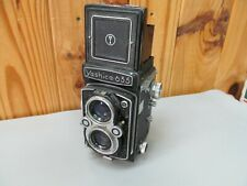 Yashica 635 Twin Lens Reflex TLR Film Camera, Antique