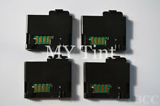 4 x Toner Chip+ Chip Cover For Xero Phaser 6010 6000 6010N Workcentre 6015 6015N
