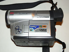 Samsung Scl810 Hi8 8mm Video8 Camcorder Vcr Player Video Transfer Untested