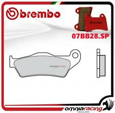 Brembo SP pastillas freno sinter post BMW R1150GS adventure no abs 2002>2005
