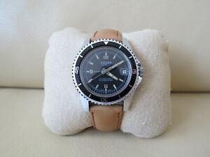 Sicura Superwaterproof 200 Vacuum Diver 39mm Automatic Vintage Watch