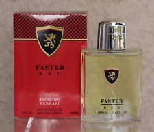 FASTER RED MEN EAU DE COLOGNE TOILETTE PERFUME 3.4 OZ INSPIRED BY FERRARI