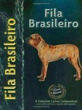 Fila Brasileiro : Yvette Uroshevich : New Uk Hardcover @