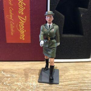John Jenkins: Boxed Set PLA-06 - Female Cadet - People's Liberation Army, China