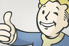 Fallout 4 POSTER-Vault Boy-NEUF Fallout 4 Gaming Poster FP4048