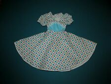 Gorgeous 1950's Factory Fashion Dress 4 hard to fit larger Fashion Dolls Mint!