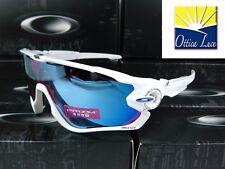 OAKLEY JAWBREAKER 9290 2131 WHITE PRIZM SNOW 21 31 Sunglasses Sonnenbrille Sole