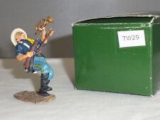 King and country TW29 Occidente nos caballería Corneta Con Flecha soldado de juguete