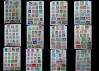 Great Stamp Collection From Belgium & Belgium Congo, Free Shipping Worldwide