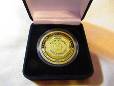 NEW YORK STATE POLICE Challenge Coin w/ Presentation Box