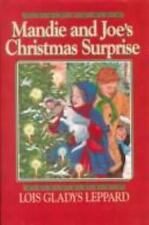 Mandie and Joe's Christmas Suprise by Lois Gladys Leppard (1995, Hardcover)