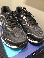 Asics GT 2000 7 Mens Stability Running Shoes - Black UK 6 EUR 40