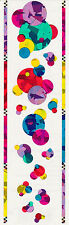 Mrs. Grossman's Stickers - Sparkle Bubbles - Circles and Lines - 3 Strips