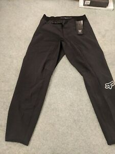 "Fox flexair pants mtb 36"" New"""