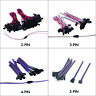 2/3/4/5Pin Male/Female JST Connector Cable For led strip light Lamp Driver CCTV
