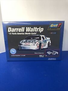 Revell Darrell Waltrip #17 Parts America Monte Carlo Model Kit 1/24 New / Sealed