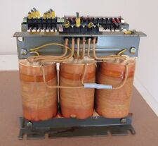 SHIKOKU TRANSFORMER A80L-0001-0272 CAP 2.5KVA S NO. 85108104 JAPAN FREE SHIPPING