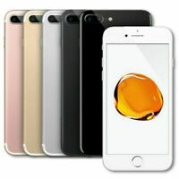 Apple iPhone 7 Plus 32GB 128GB 256GB 4G-LTE 12.0MP Unlocked Smartphone All Color