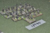 15mm WW2 / russian - infantry world war 2 - inf (18940)
