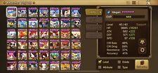 Summoners War EU LD Shazam Account  With 22Nats
