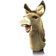 Folkmanis Donkey Stage Puppet - Puppets & Puppet Theaters