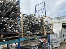 Scrap Aluminum Frames Pulled From Solar Panels. 20lbs Lot. Metals Smelting