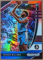 Patrick Williams - Bulls #20 ROOKIE PRIZM 🔥💎 2020-21 Prizm Draft Picks RC MINT
