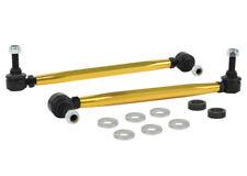 Whiteline Adjustable Front Anti Roll Bar Link Seat Leon Mk2 (1P) (excl Cupra R)