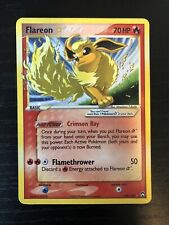 POKEMON: FLAREON GOLD STAR 100/108 - ULTRA RARE - EX POWER KEEPERS - NM