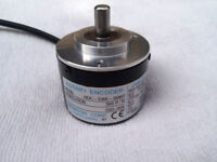 Incremental rotary photoelectric solid axis pulse encoder NOC-S100-2MHC