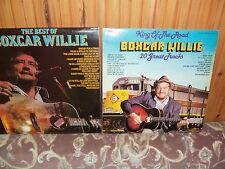 BOXCAR WILLIE - JOB LOT X 2 - COUNTRY - JUST £2