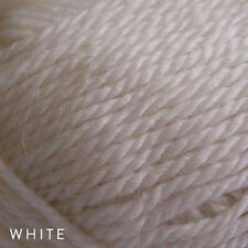 Patons Jet 12 Ply Wool & Alpaca Yarn 50g Ball White #814