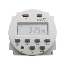 LCD Digital Programmable Control Power Timer AC220V-240V 16A Time Relay Switch