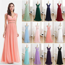 V-Neck Plus Size for Women with Empire Waist Dresses