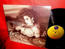 MADONNA Like a virgin LP 1984 AUSTRALIA MINT- First Pressing
