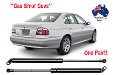 Gas Struts suit BMW 5 Series E39 BOOT 1995 to 2003 Sedan E39HK New PAIR