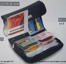 BRAND NEW CDPROJECTS 100 CD DVD TRAVEL CARRYING CASE JZ764A