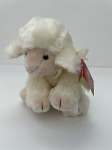 Russ Woolo Cream Sheep Lamb Plush Soft Toy Stuffed Animal Easter 26084