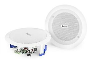 "Power Dynamics ""CSBT60"" Aktives Bluetooth Decken Einbau Lautsprecher Set"