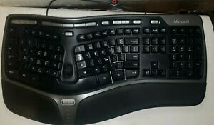 Microsoft Natural Ergonomic Keyboard 4000 V1.0 KU-0462 USB Tested