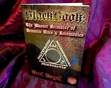 MASTER GRIMOIRE OF DEMONIC MAGICK Carl Nagel Occult Magic Witchcraft Spells