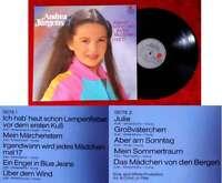LP Andrea Jürgens: Irgendwann wird jedes Mädchen mal 17 (Ariola 31 539-0) D
